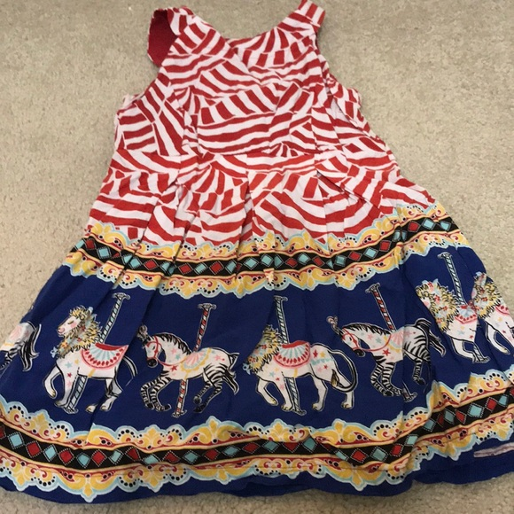 0080af5670041c genuine kids Other - Genuine Kids Carousel Dress